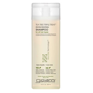 Giovanni Tea Tree Triple Treat Shampoo MAIN