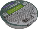 Go Veggie Minis Vegan Cheese Spread and Dip - Single Serving Size
