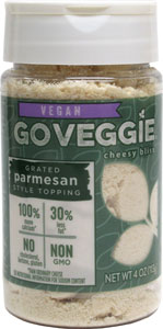 Vegan Parmesan by Go Veggie Foods