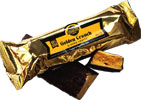 Golden Crunch Chocolate Bar by VeganStore UK