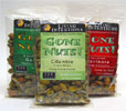 Gone Nuts!  Raw Gourmet Seasoned and Sprouted Nut Blends by Living Intentions