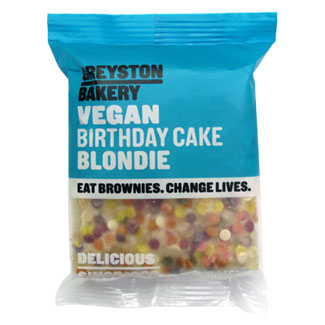 Greyston Bakery Birthday Cake Blondie MAIN