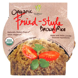 Organic Fried-Style Brown Rice Bowl by Healthee THUMBNAIL