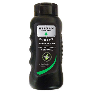 Herban Cowboy Body Wash - Forest MAIN