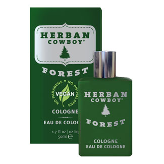 Men's Natural Cologne by Herban Cowboy - Forest MAIN