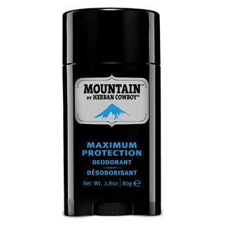 Herban Cowboy Men's Deodorant - Mountain MAIN