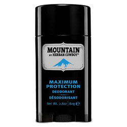 Herban Cowboy Men's Deodorant - Mountain THUMBNAIL