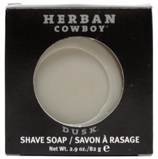 Shave Soap for Men by Herban Cowboy