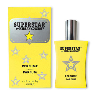 Women's Natural Perfume by Herban Cowboy - Superstar MAIN