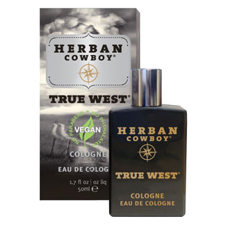 Men's Natural Cologne by Herban Cowboy - True West MAIN