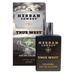 Men's Natural Cologne by Herban Cowboy - True West THUMBNAIL