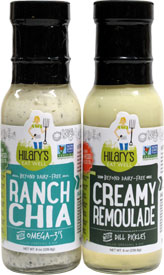 Hilary's Eat Well Salad Dressings & Dips