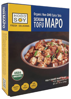 Hodo Soy Spicy Sichuan Mapo Tofu