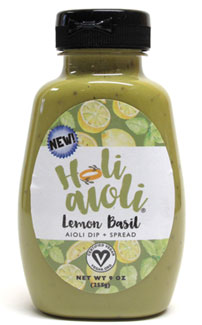 Lemon Basil Aioli Dip + Spread by Holi Aioli_LARGE
