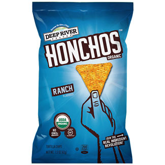 Honchos Organic Ranch Tortilla Chips MAIN