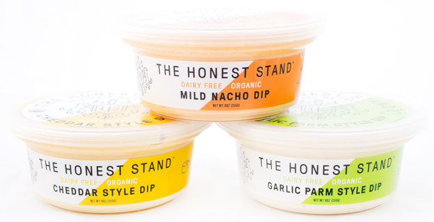 The Honest Stand Organic Dairy-Free Cheese Dips