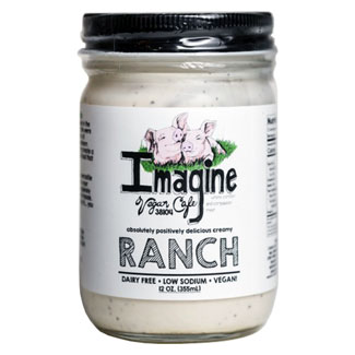 Imagine Vegan Cafe Ranch Dressing MAIN