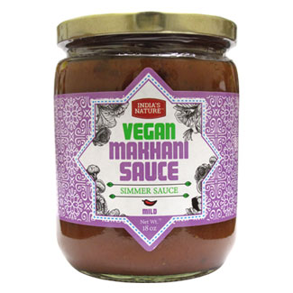 Vegan Makhani Simmer Sauce by India's Nature MAIN