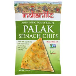Palak Spinach Chips by Indianlife THUMBNAIL