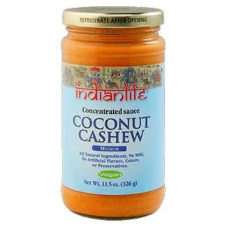Indianlife Coconut Cashew Sauce MAIN