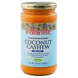 Indianlife Coconut Cashew Sauce THUMBNAIL
