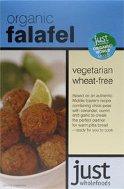 Organic Falafel Mix by Just Wholefoods_LARGE