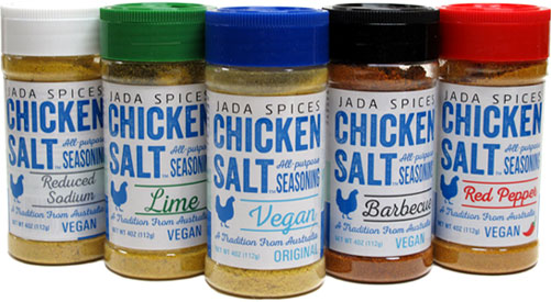 Chicken Salt Vegan Seasoning by Jada Spices
