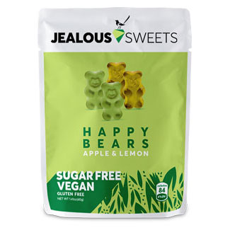 Jealous Sweets Sugar-Free Happy Bears Gummy Candies MAIN