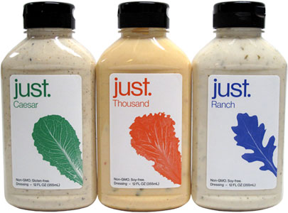 Hampton Creek Just Salad Dressings - Non-Refrigerated_LARGE