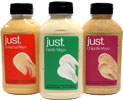 Just Mayo Squeeze Bottles by Hampton Creek Foods THUMBNAIL