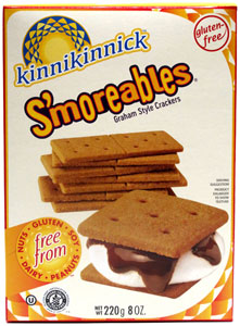S'moreables Graham Style Crackers by Kinnikinnick Foods_LARGE