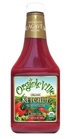 Organic Ketchup by Organicville