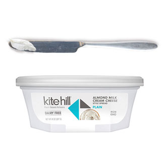 Kite Hill Cream Cheese- Original Plain MAIN