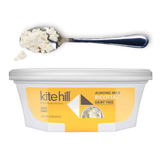 Kite Hill Ricotta Cheese MAIN