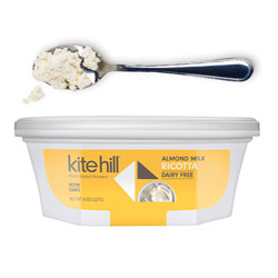 Kite Hill Ricotta Cheese THUMBNAIL
