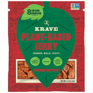 Krave Plant-Based Jerky - Smoked Chipotle MAIN
