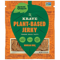 Krave Plant-Based Jerky - Korean BBQ THUMBNAIL