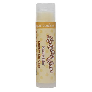 Ladybug Jane Organic Lip Balm - Sugar Cookie MAIN