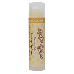 Ladybug Jane Organic Lip Balm - Sugar Cookie THUMBNAIL