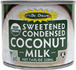 Organic Sweetened Condensed Coconut Milk by Let's Do Organic