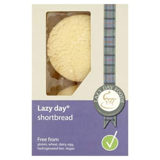 Shortbread Cookies by Lazy Day Foods MAIN