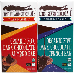 Long Island Chocolate Organic Vegan Chocolate Bars_LARGE