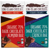 Long Island Chocolate Organic Vegan Chocolate Bars
