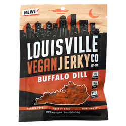 Buffalo Dill Limited-Edition Jerky by Louisville Jerky Co. THUMBNAIL