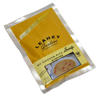 No Chicken Rice Soup Mix by Leahey Gardens