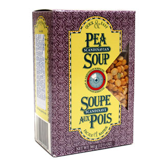 Scandanavian Split Pea & Bacon Soup Mix by Legumes Plus MAIN