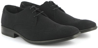 Liam Shoe by Vegetarian Shoes – Black