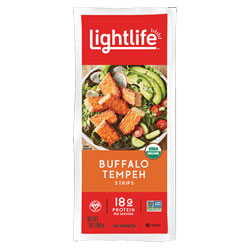 Lightlife Organic Buffalo Tempeh Strips THUMBNAIL