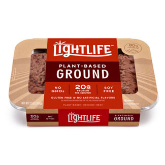 Lightlife Plant-Based Ground Beef MAIN