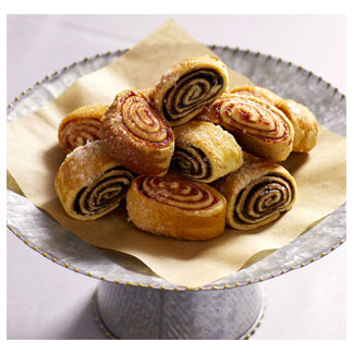 Lilly's Vegan Rugelach - Chocolate MAIN